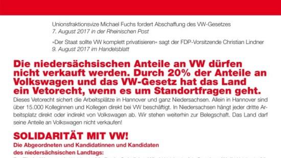 Flugblatt-Abgeordnete-Region-Hannover_VW-Gesetz